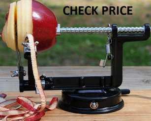 Precision Apple Peeler Corer & Slicer
