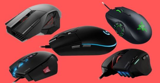 10 Best Gaming Mouse