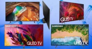 Samsung LED Smart TVs