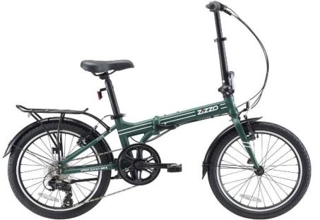 EuroMini ZiZZO Folding Bike