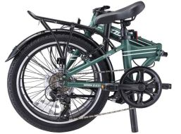 ZiZZO Folding Bike