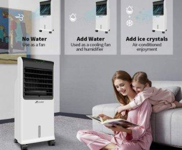 ZICOOLER Portable Air Conditioner