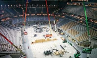 Las Vegas New 20,000 Seat Arena