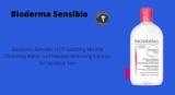 Bioderma Sensibio Cleansing Water & Makeup Removing Solution