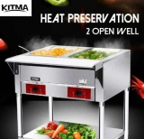 KITMA Commercial Electric Food Warmer – Buyer's Guide